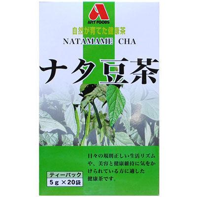 鈴木園 自然が育てた健康茶 ナタ豆茶100g(5g×20袋) SZK-NATAMAMECHA