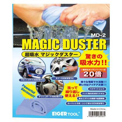 アイガーツール 超吸収マジックダスター 1P MD-2 4986449130484