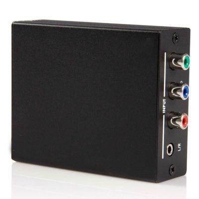 StarTech コンポーネント - HDMI コンバータ アナログ(3.5mm3極ミニジャック)・・・