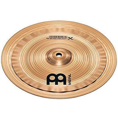 MEINL GX-8/10ES マイネル エレクトロスタックシンバル 10インチ Generation X Johnny Rabb's signature cymbal GX810ES 0840553003512