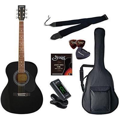 LIGHT 初心者入門 Sepia Crue セピアクルー FG-10/BK アコースティックギター・・・