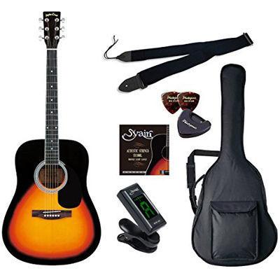 LIGHT 初心者入門 Sepia Crue セピアクルー WG-10/VS アコースティックギター・・・