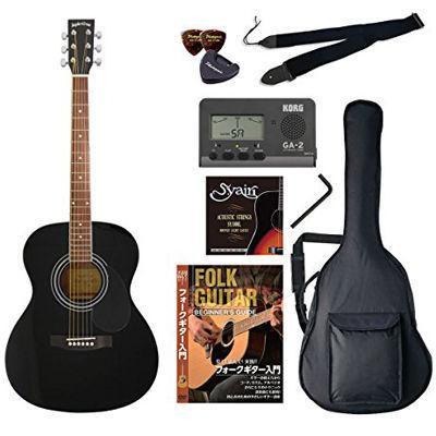 VALUE SepiaCrue/セピアクルー FG-10/BK アコースティックギター初心者向け豪・・・