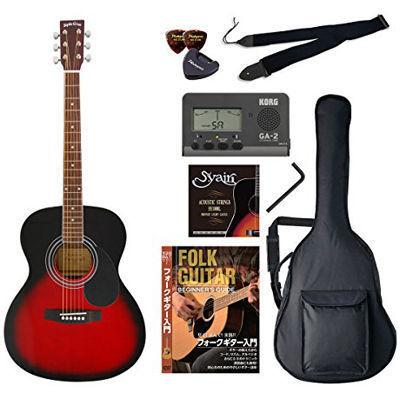 VALUE SepiaCrue/セピアクルー FG-10/RDS アコースティックギター初心者向け・・・