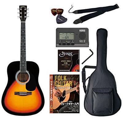 VALUE SepiaCrue/セピアクルー WG-10/VS アコースティックギター初心者向け豪・・・