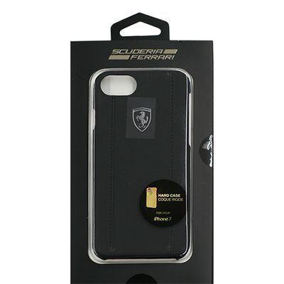 エアージェイ FERRARI PU leather Hard Case classic style - Black FEOSTHCP・・・