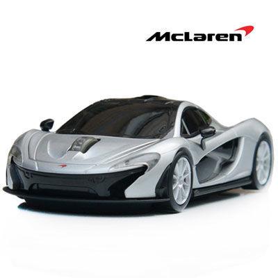 LANDMICE カーマウス マクラーレンP1 無線マウス シルバー McLaren-P1-SV シ・・・