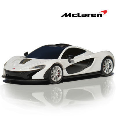 LANDMICE カーマウス マクラーレンP1 無線マウス ホワイト McLaren-P1-WH ホ・・・