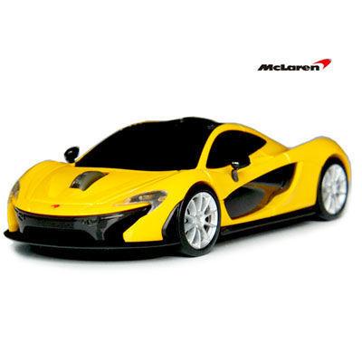 LANDMICE カーマウス マクラーレンP1 無線マウス イエロー McLaren-P1-YL イ・・・