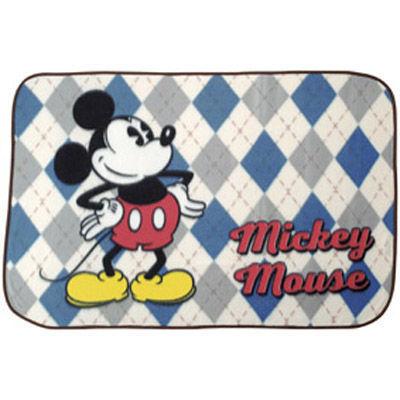 【80個セット】ミッキー アーガイル柄ブランケット MRTS-31189 (80個セット・・・