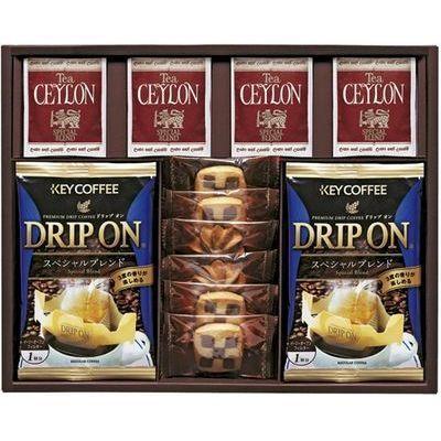 ドリーム ドリップコーヒー&クッキー&紅茶アソートギフト(包装・のし可) KC・・・