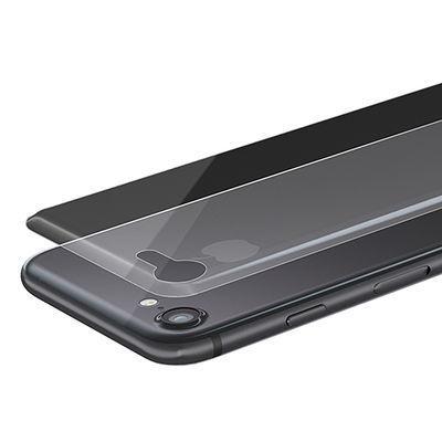 エレコム iPhone8/背面フィルム/フルカバー/衝撃吸収/光沢 PM-A17MFLFPRG・・・