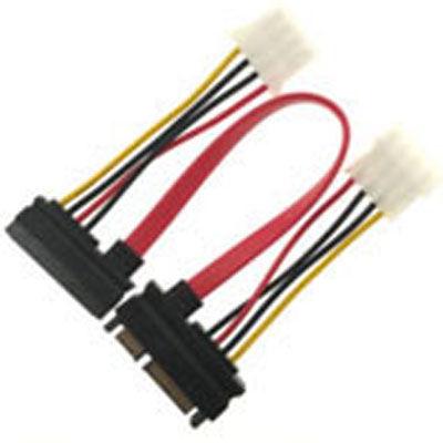 変換名人 SATA電源ケーブル(分岐type) SPAB-SP20/IDE