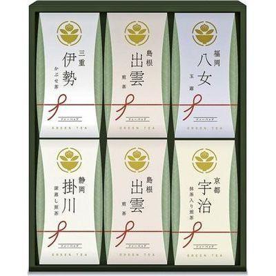 ドリーム 茶の国めぐり 茶水詮 緑茶ティーバッグ詰合せ KNB-TB-3・・・