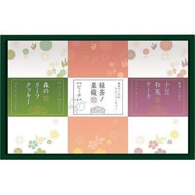 エターナル 緑茶ノ果織 フレーバーティー&スウィーツ詰合せ KNB-TBC-2・・・