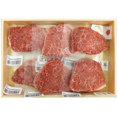 日本6ブランド牛ミニステーキ 2404963