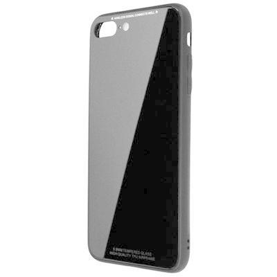 日本トラストテクノロジー ワイヤレス充電対応ケース for iPhone8 Plus ブラ・・・