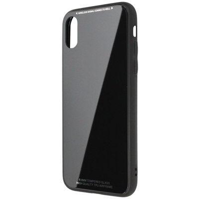 日本トラストテクノロジー ワイヤレス充電対応ケース for iPhoneX ブラック T・・・
