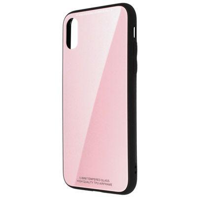 日本トラストテクノロジー ワイヤレス充電対応ケース for iPhoneX ピンク TPU・・・