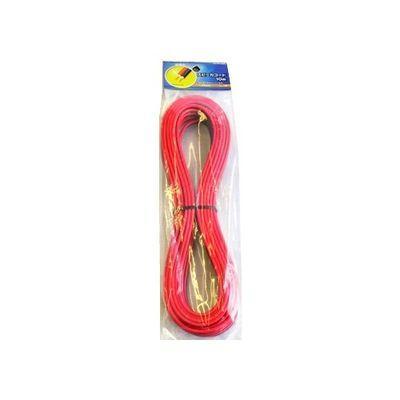 オーム電機 スピーカーコード 0.75平方ミリメートル 5m 赤/黒 047393 1コ入 ・・・