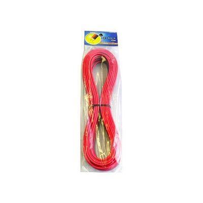 オーム電機 スピーカーコード 1.25平方ミリメートル 5m 赤/黒 047399 1コ入 ・・・