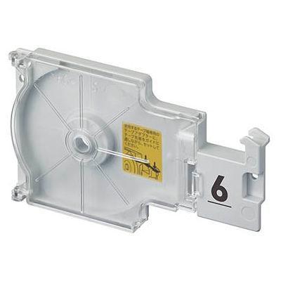 カシオ 計算機 ラテコ専用テープアダプター 6mm TA-6