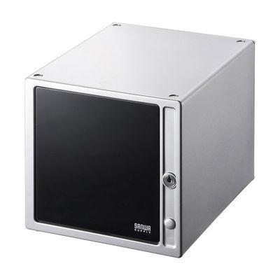 サンワサプライ ブルーレイディスク対応ボックスケース(80枚収納) FCD-DR12S