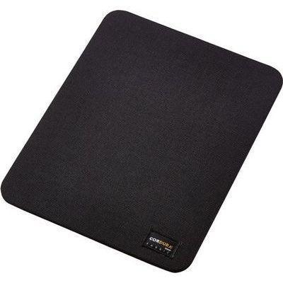 エレコム マウスパッド/Mサイズ/CORDURA/ブラック (黒)  MP-CD01BK