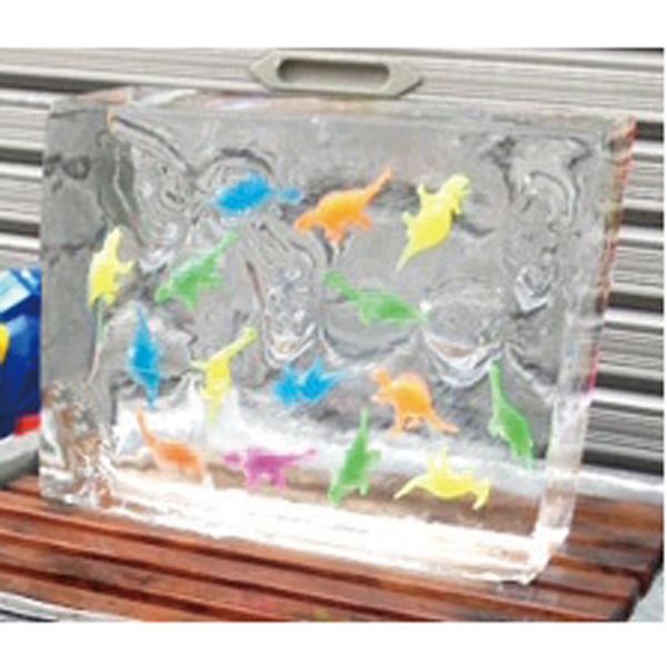 おもちゃ入り氷柱(恐竜) 2934258