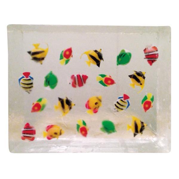 おもちゃ入り氷柱(熱帯魚) 2934259