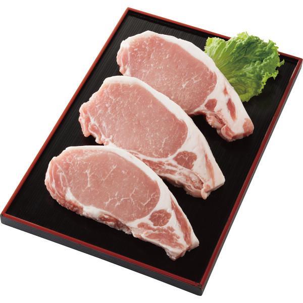 【納期目安:1週間】庄内SPF豚 ロースステーキ(3枚) 2458815000773