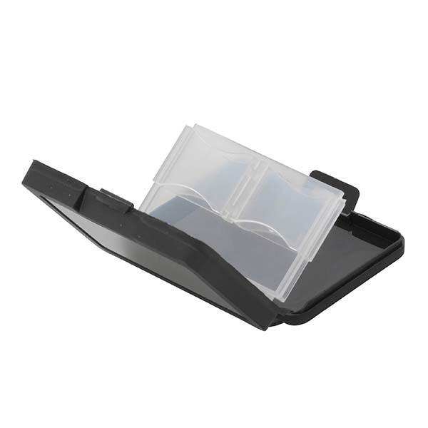 オーム電機 【メール便での発送商品】 SDカードケース 4枚収納 OA-RSD-4