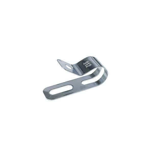 オーム電機 【5個セット】鉄片サドル(912/15個入り) DZ-TK1013