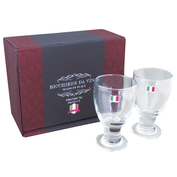 【18個セット】イタリア製グラス190ml2個セット 2214400