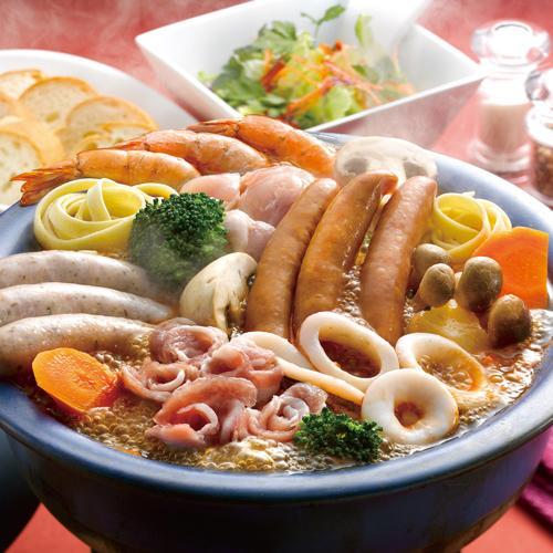 「テルツィーナ」 イタリアン鍋 SC-294