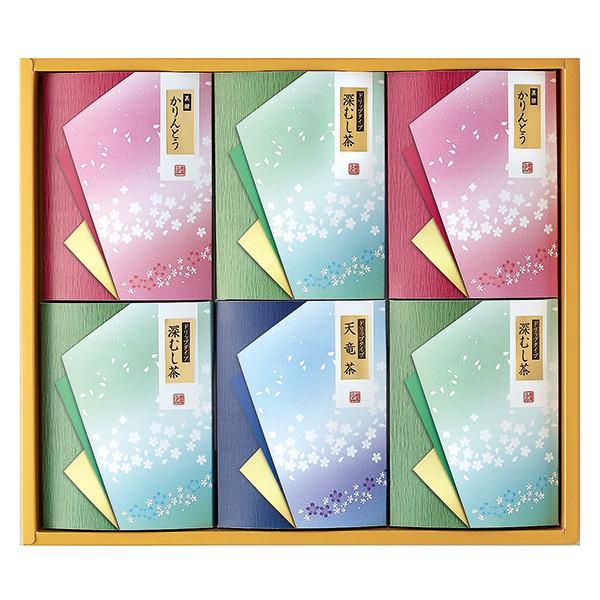 ドリーム ドリップ緑茶・かりんとう詰合せ(包装・のし可) W22-123-08