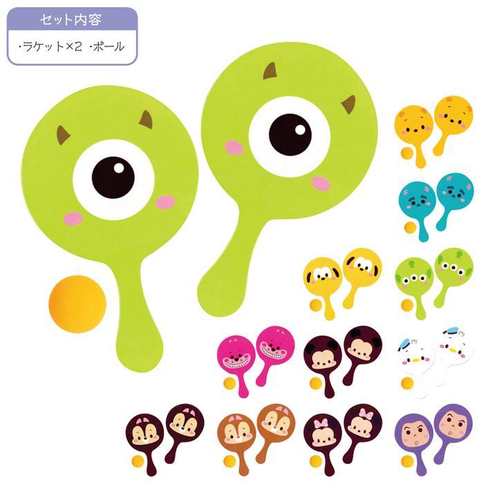 【432個セット】キャラクターピンポンセット MRTS-33710