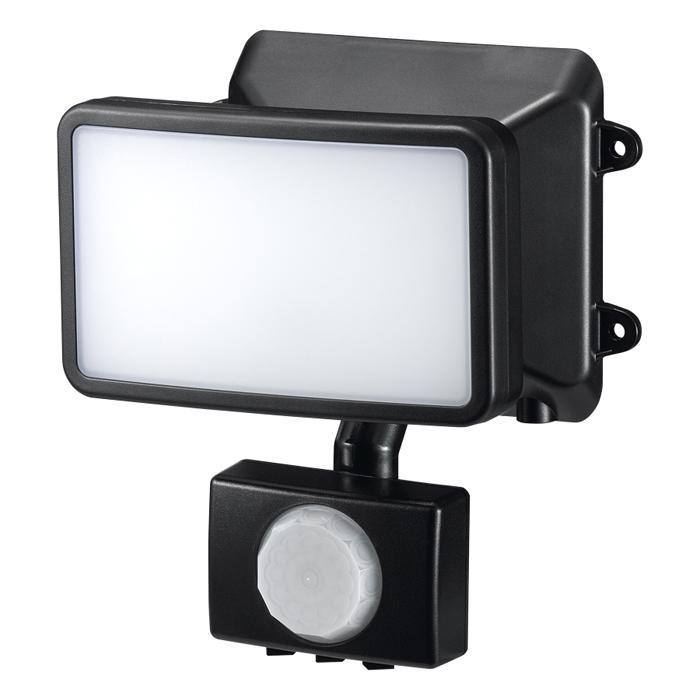 【納期目安:3週間】ヤザワ 乾電池式3WLEDセンサーライト1灯 SLR3LEB
