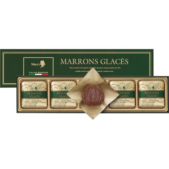 メリーチョコレート マロングラッセ MG-ING(包装・のし可) 4979103021686