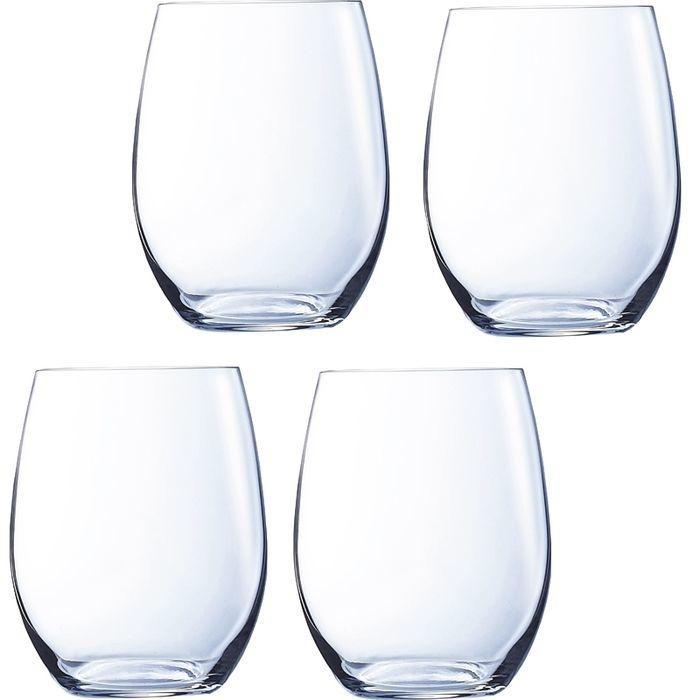 シェフ&ソムリエ プライマリー マルチグラス 4客セット G3323D(包装・のし可) 4560298704883