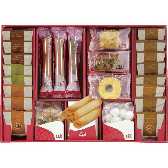 FLO PRESTIGE PARIS 焼き菓子ギフトセット F-50(包装・のし可) 4571127809518