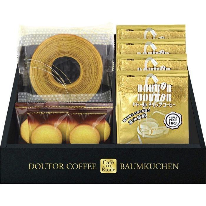 Café Étoile ドトールコーヒー&バウムクーヘンセット HRDB-15(包装・のし・・・