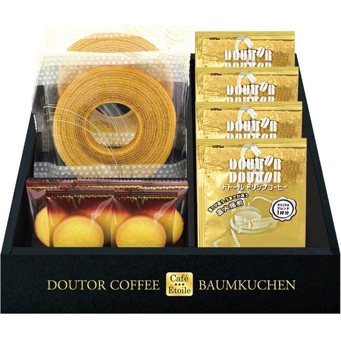 Café Étoile ドトールコーヒー&バウムクーヘンセット HRDB-20(包装・のし・・・