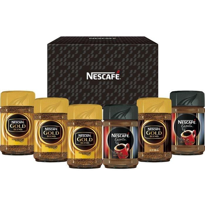 ネスレ ネスカフェレギュラーソリュブルコーヒーギフト N40-E(包装・のし可) ・・・