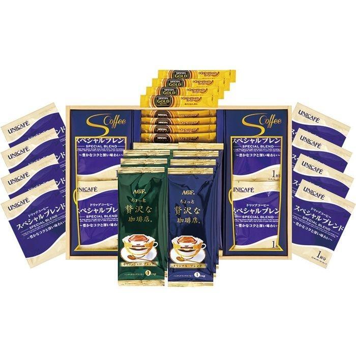 トップセレクトコーヒーギフト NAY-30(包装・のし可) 4550283259672