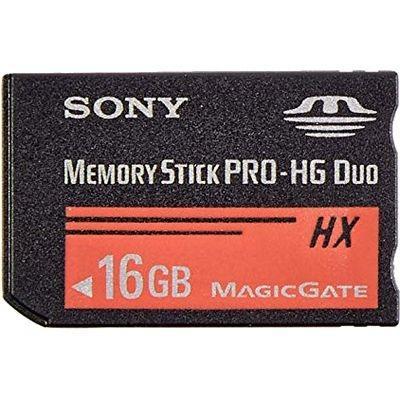 フラッシュカード 16GB メモリースティック Pro-HG Duo MS-HX16B_