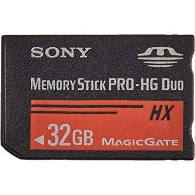 フラッシュカード 32GB メモリースティック Pro-HG Duo MS-HX32B_