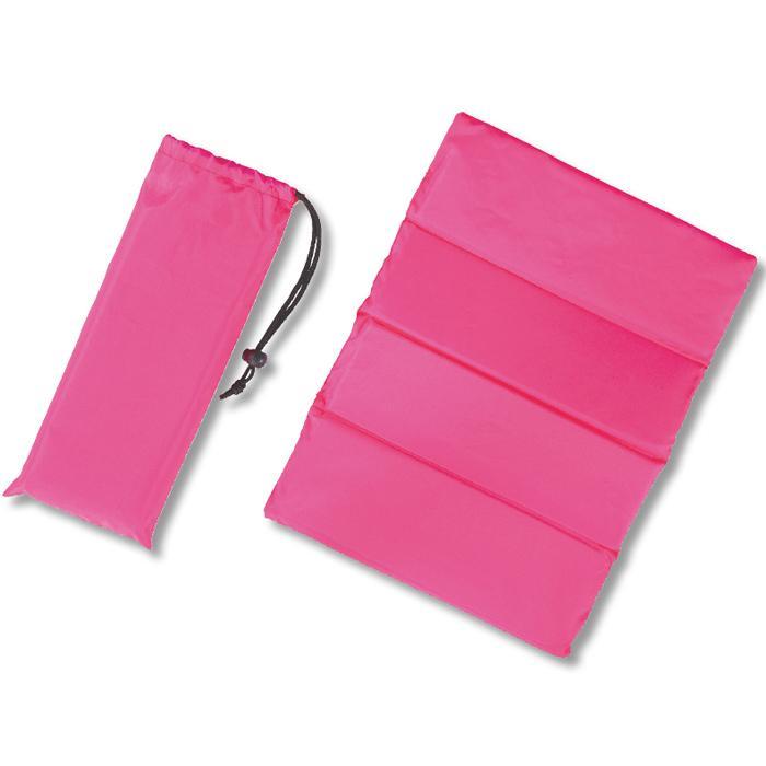 【120個セット】クッションシート(巾着付き)1個(ピンク) 2214863