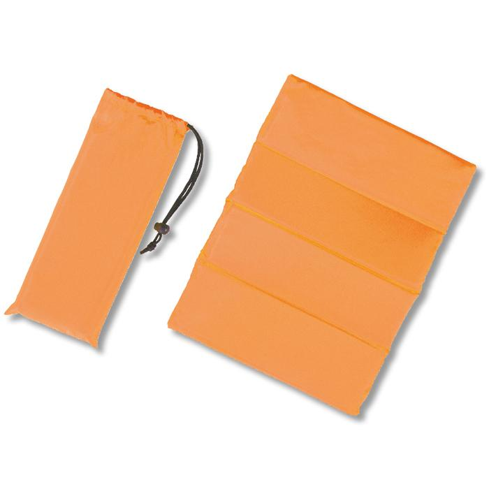 【120個セット】クッションシート(巾着付き)1個(オレンジ) 2214864