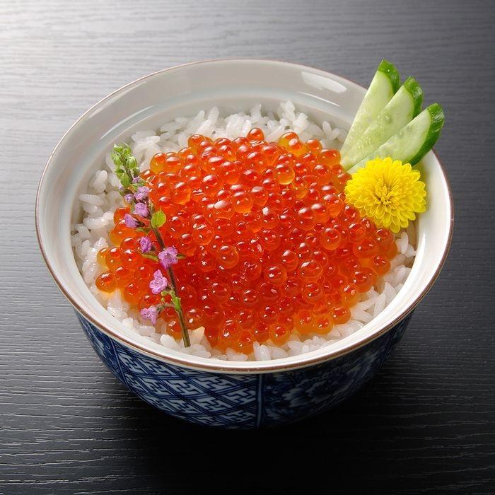 【納期目安:1週間】北海道 知床羅臼産 いくら醤油漬け 80237 M-9653